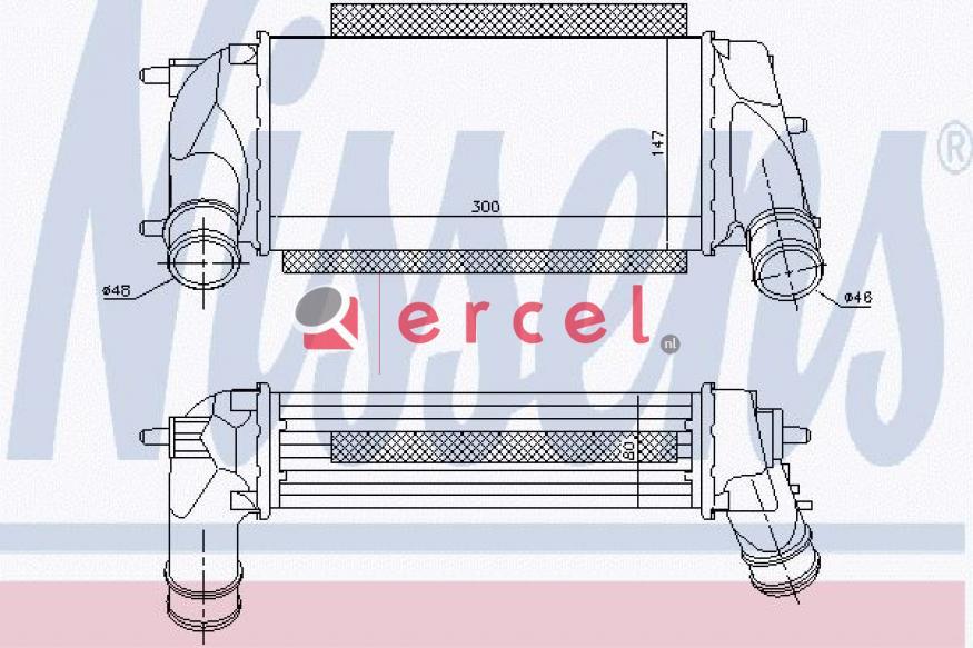 Interkoeler FOI 466