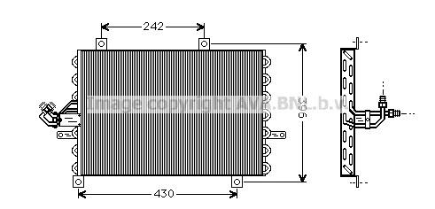 Airco condensor ARC 530