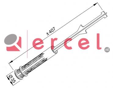 Airco droger/filter BMD 024