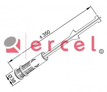 Airco droger/filter CID 018