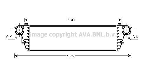 Interkoeler MBI 478