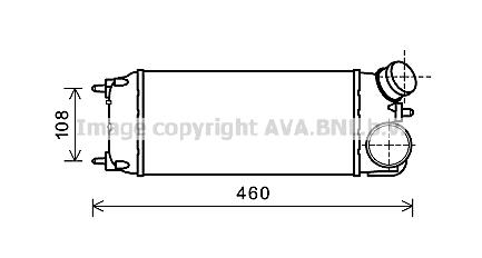 Interkoeler FOI 468