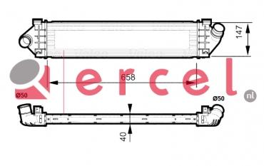 Interkoeler FOI 411