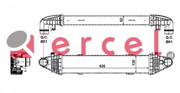 Interkoeler MBI 491