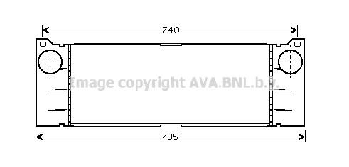 Interkoeler MBI 497