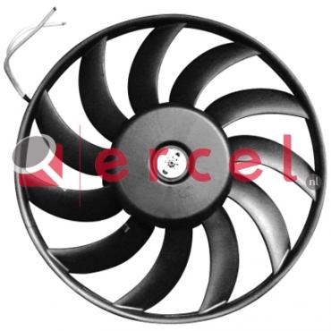 Ventilatorwiel motorkoeling AUF 004