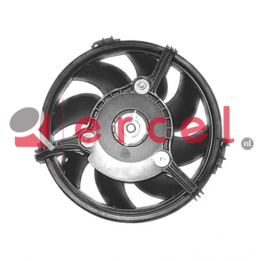 Ventilatorwiel motorkoeling AUF 003