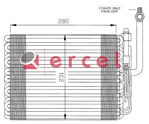 Airco verdamper ARV 001