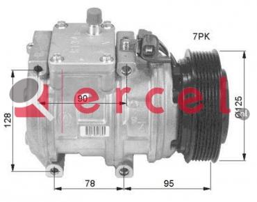 Airco compressor RVK 010 OEM