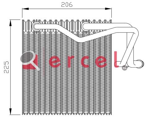 Airco verdamper PEV 020