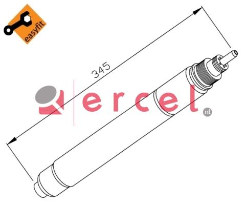 Airco droger/filter CID 016