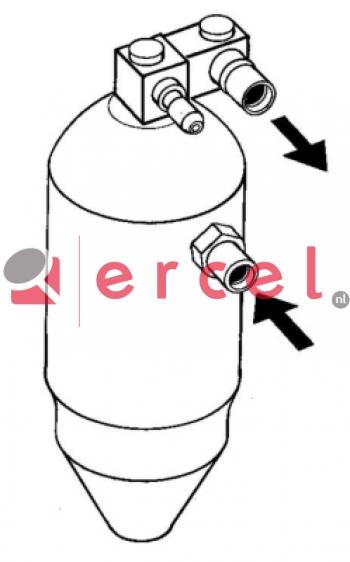 Airco droger/filter CID 001