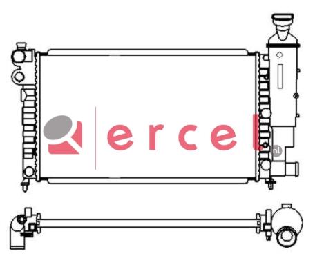 Radiateur PER 001