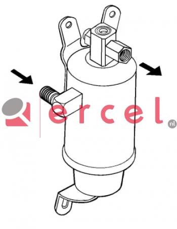 Airco droger/filter JGD 003