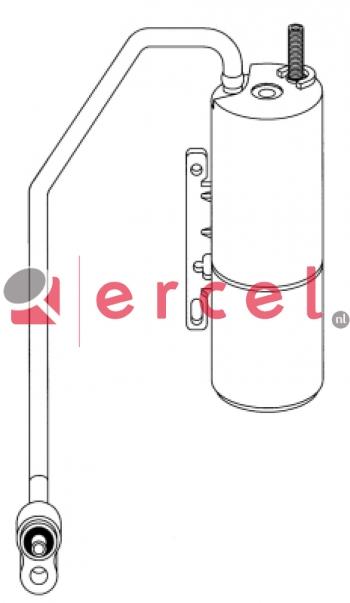Airco droger/filter OPD 023